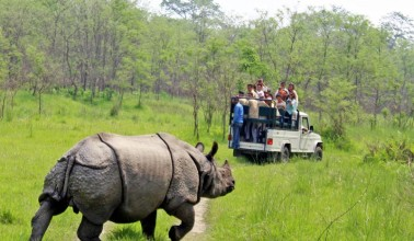 Explore Kathmandu - Chitwan Safari combined Rafting   and   Pokhara